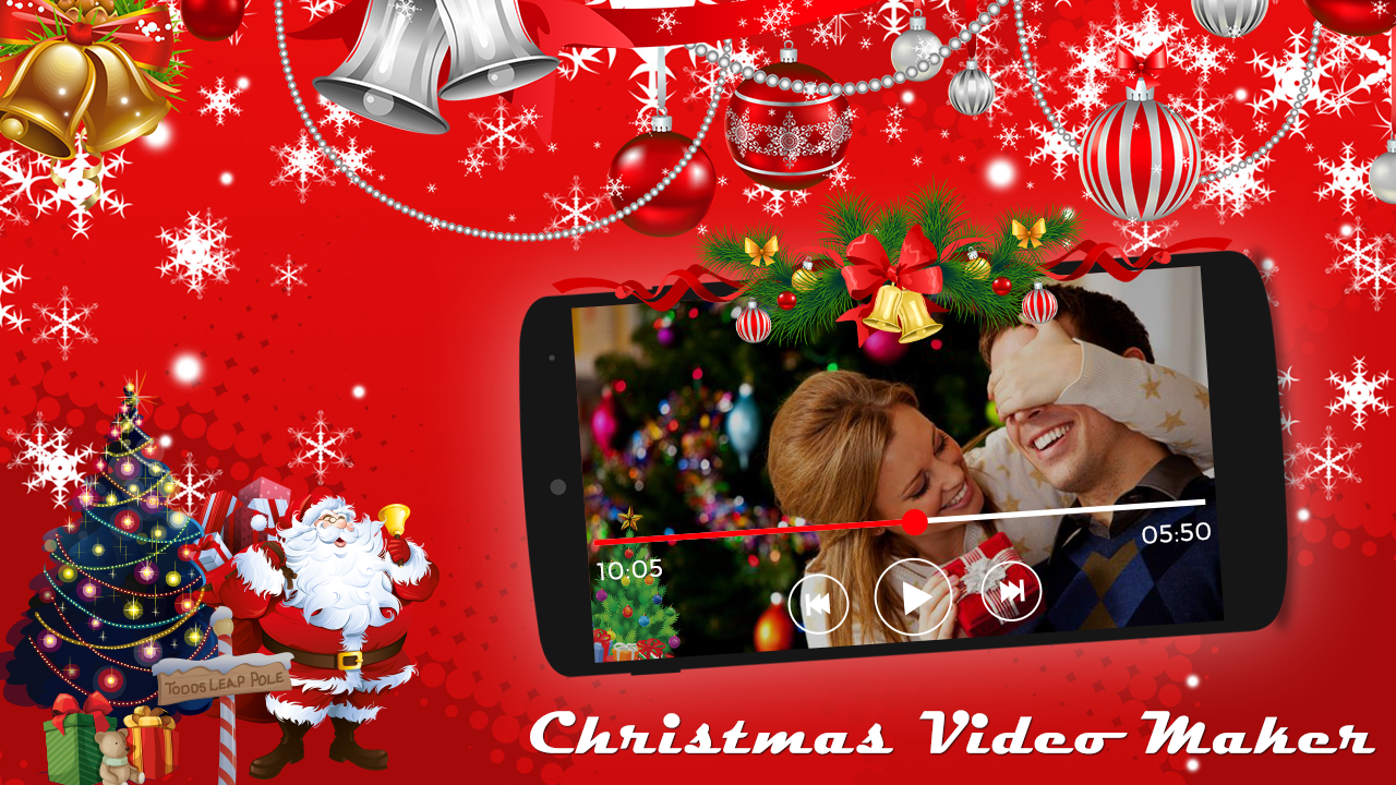 Christmas photo video maker android apps on google play christmas photo video maker screenshot kristyandbryce Choice Image