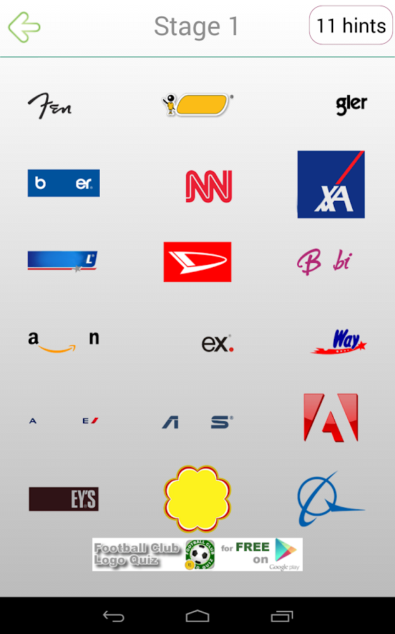 Logo Quiz Fun Plus- screenshot