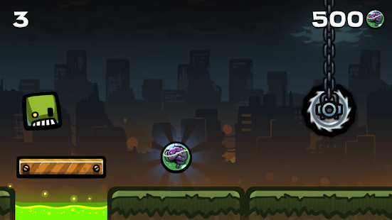 Pombie Jump- screenshot thumbnail