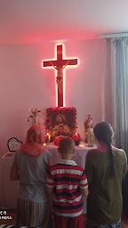 Домашні престоли родин Св. Традиції під час карантину, весна-літо 2020 р. Б.