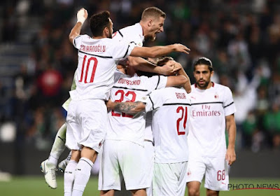 🎥 L'AC Milan respire face à la Lazio