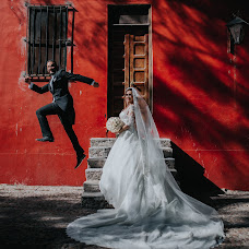 Wedding photographer Antonio Barberena (Antonio11). Photo of 12.06.2018