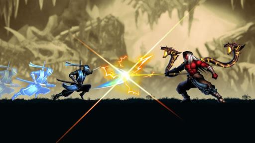 Ninja warrior: legend of shadow fighting games apkmr screenshots 9