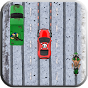Road Rush Racing riot game icon
