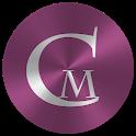 Metal Circle - Icon Pack icon