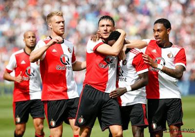 ? Une bagarre éclate entre deux joueurs du Feyenoord à l'entraînement