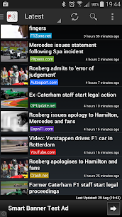 Freader1 – Formula Racing News 0.9.6.4 [MOD APK] Latest 2