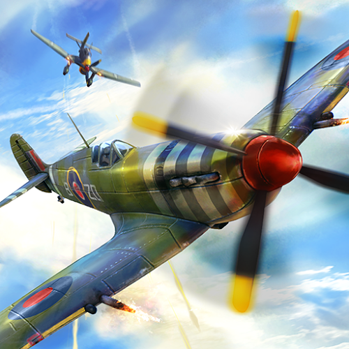 Warplanes: WW2 Dogfight (Mod) 2.0mod