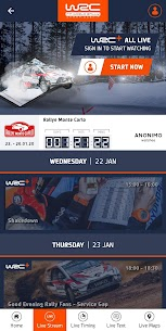 WRC – The Official App 2