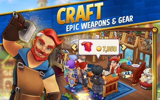 Shop Titans: Design & Trade 2.1.3 screenshots 1