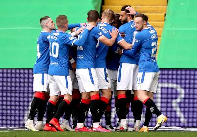Einde hegemonie van Celtic in Schotland? Rangers redt in de slotfase een punt en heeft een voorsprong van 21 punten beet op eerste achtervolger