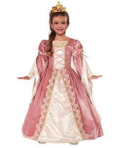 Prinsessklänning, lyx 4-6 år