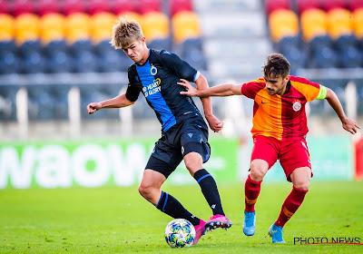 """Les jeunes Brugeois ont impressionné leur coach contre l'Ajax: """"Dignes du Club de Bruges"""""""