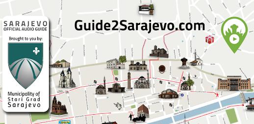 Guide2Sarajevo - Sarajevo Audio Travel Guide APK
