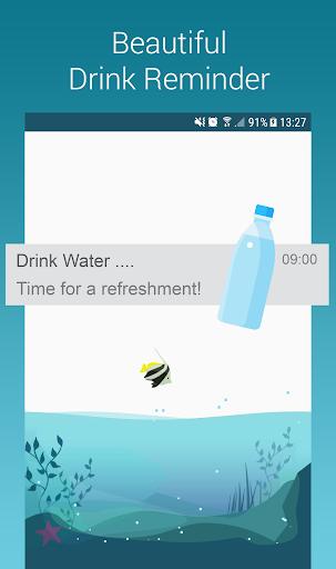 Drink Water Aquarium - Water Tracker & Reminder 1.5.4 screenshots 1