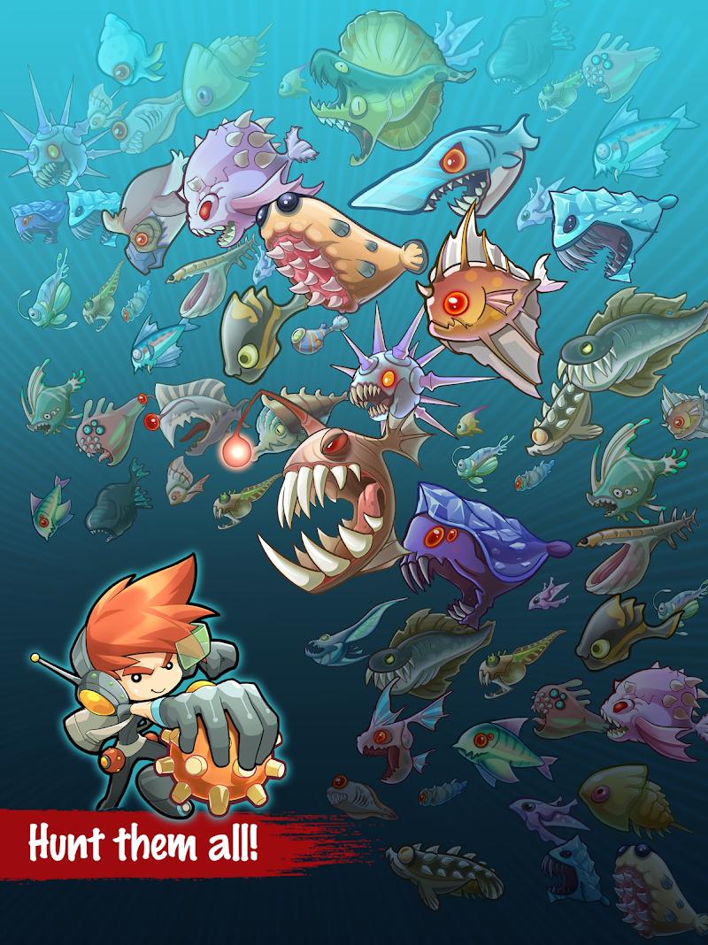 Mobfish Hunter Screenshot 10