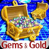 Gems Gold of YuGiOh duel prank