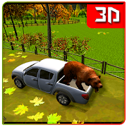 Zoo Animal Transport Cargo Truck Simulator