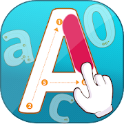 ABC Alphabets Tracing Book for kids