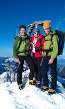 Photo: Matevz, Vesna in Rudi