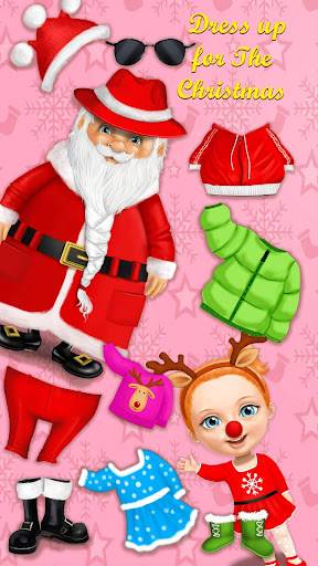 Sweet Baby Girl Christmas 2 5.0.12003 screenshots 5