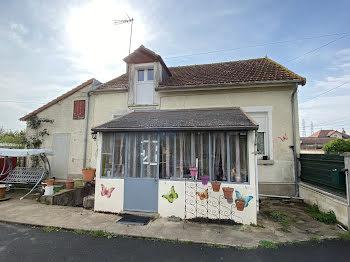 maison à Neuvy-Pailloux (36)