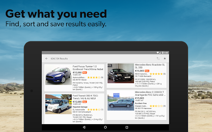 mobile.de – vehicle market Screenshot 19