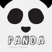 Panda - Xperia Tema