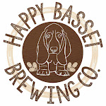 Logo for Happy Basset Brewing