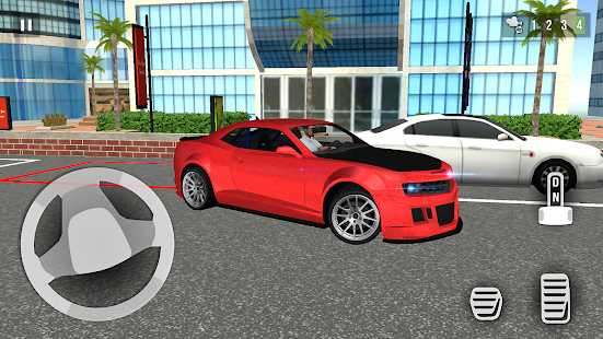 Car Parking 3D : Sports Car - náhled