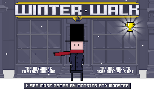 Winter Walk- screenshot thumbnail