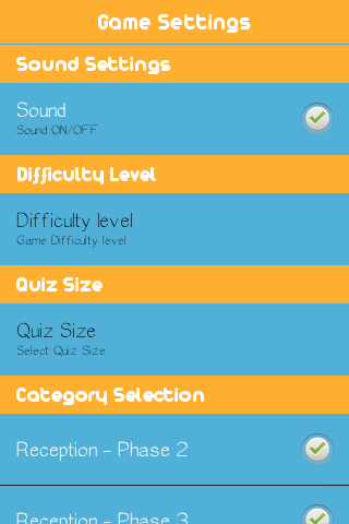 Скриншот Learn English Spellings - Kids
