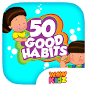 50 Good Habits for Kids icon
