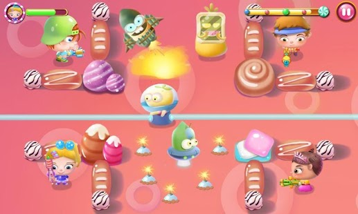 Candy Challenge - Soda Blast- screenshot thumbnail
