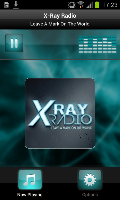 X-Ray Radio- screenshot