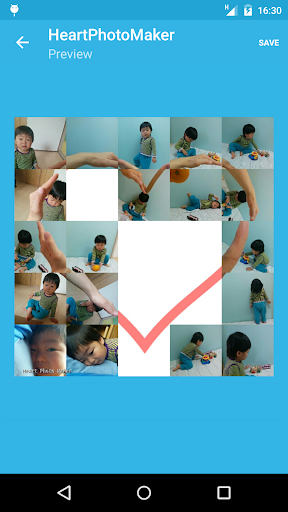 玩免費攝影APP|下載Heart Photo Maker -fun collage app不用錢|硬是要APP