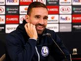Sven Kums veut croire aux chances de la Gantoise face à l'AS Roma