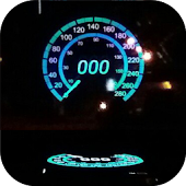 Night Speedometer