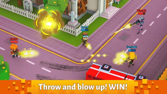 Pixel Arena Online : Multiplayer Blocky Shooter 4