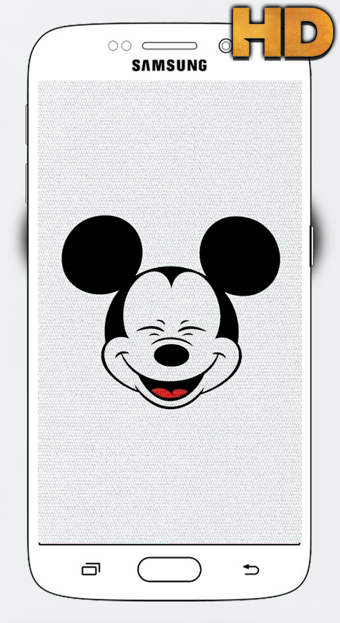Mickey and Minny Wallpapers HD Android 3
