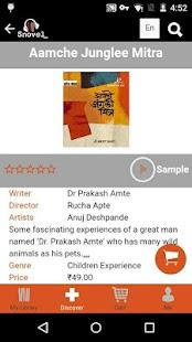 Snovel - Marathi Audiobooks - náhled
