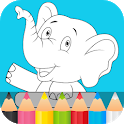 Driving Animals Coloring Pages icon