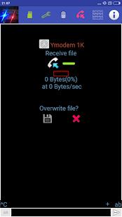 COM RS232 USB Terminal Modem - náhled