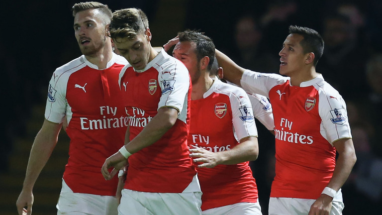Arsenal to add to squad to seize title opportunity