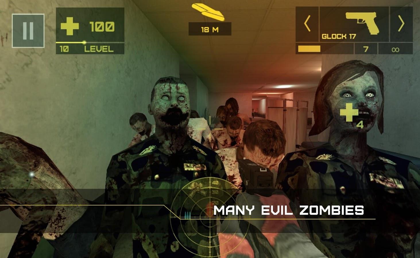 Zombie Defense 2: Episodes- screenshot