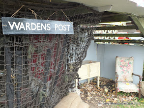 Photo: posto do warden