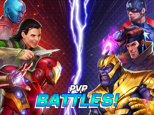 MARVEL Puzzle Quest: Join the Super Hero Battle! 204.531444 screenshots 12