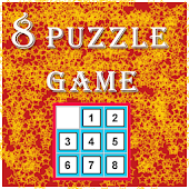 Eight Puzzle Game