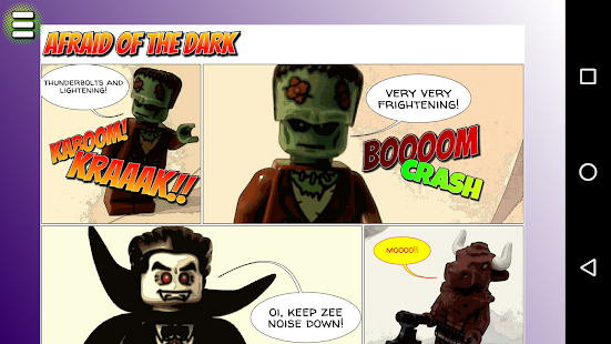 Comic Strip It! (lite): miniatura de captura de pantalla
