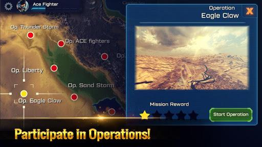 Ace Fighter: Modern Air Combat Jet Warplanes  screenshots 13